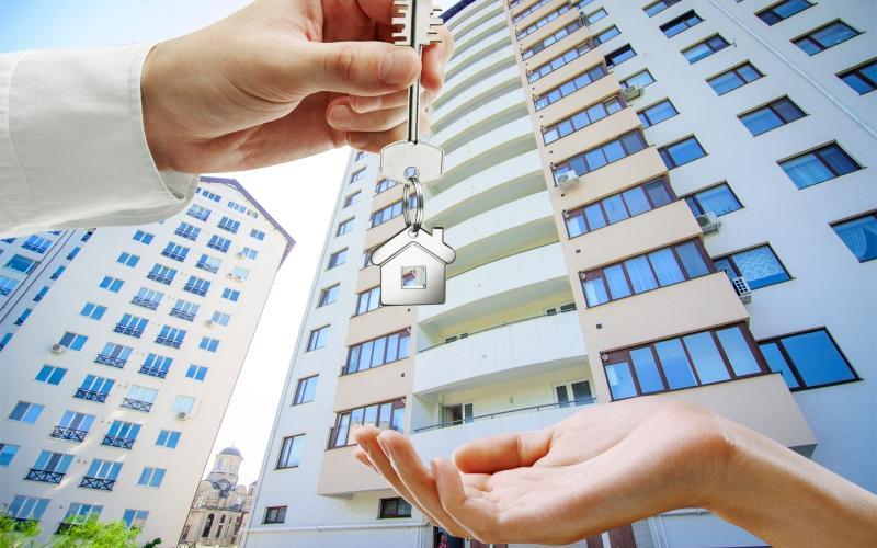 Оформить квартиру в новостройке