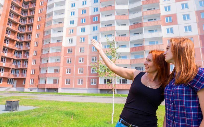 Продать квартиру в новостройке