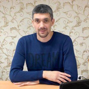 Буранбаев Валерий Рашидович – Лучший сотрудник по аренде за ноябрь 2020