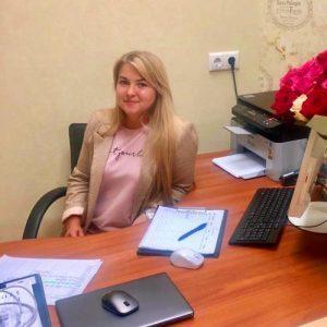 Лосева Ксения Александровна – Лучший сотрудник по продажам за ноябрь 2020